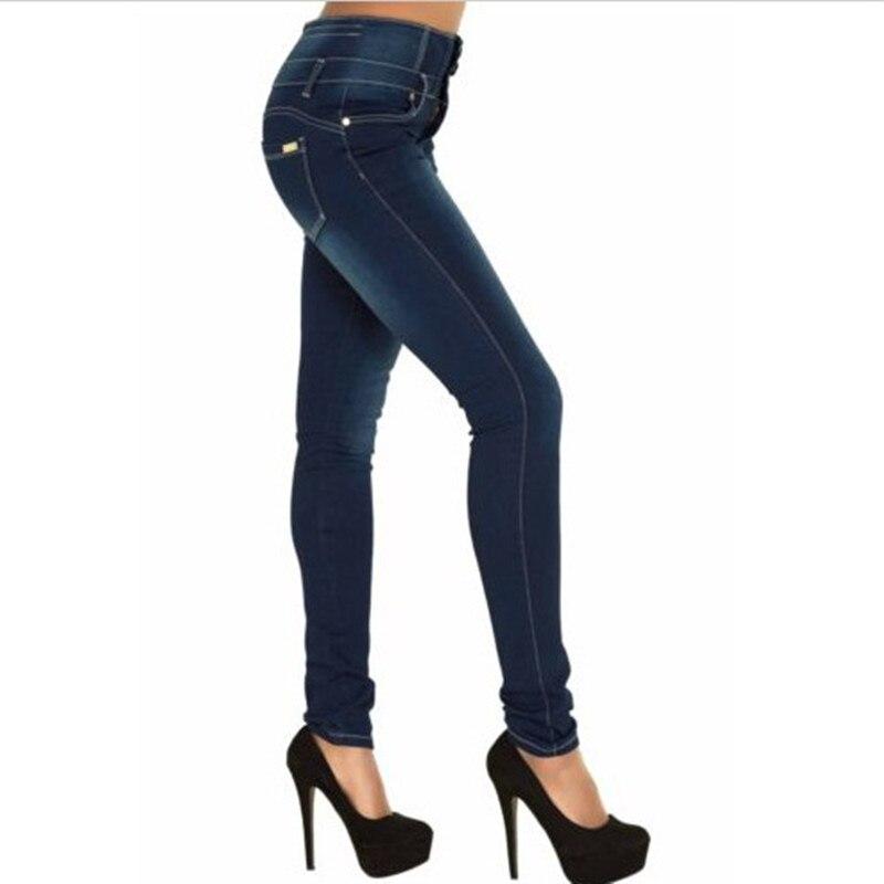 Sexy Low Waist Jeans Woman Peach Push Up Hip Skinny Denim Pant For Women Boyfriend Jean For Women Elastic grey Jeans Plus Size Jeans Women Bottom ! Plus Size Women's Clothing & Accessories