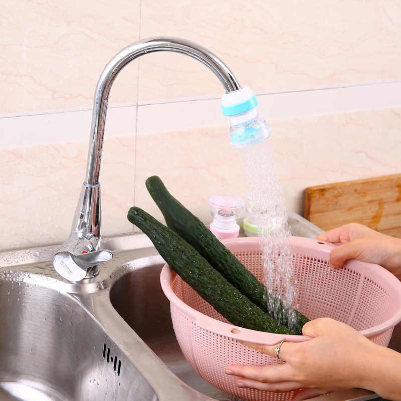 家庭の台所の蛇口フィルター浄水器防滴 360 度回転 MAL999