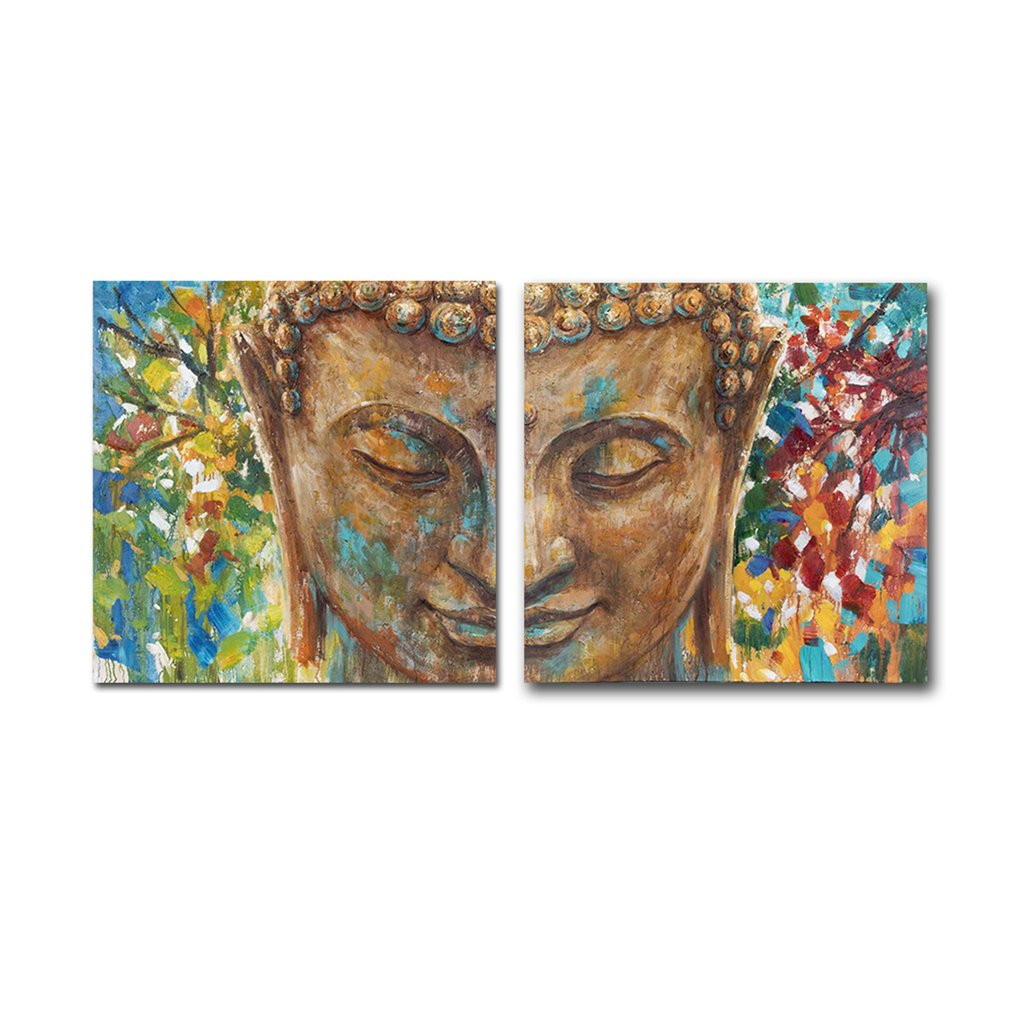 Buddha Oil Painting Pictures Canvas Painting For Living Room Art Home Decor