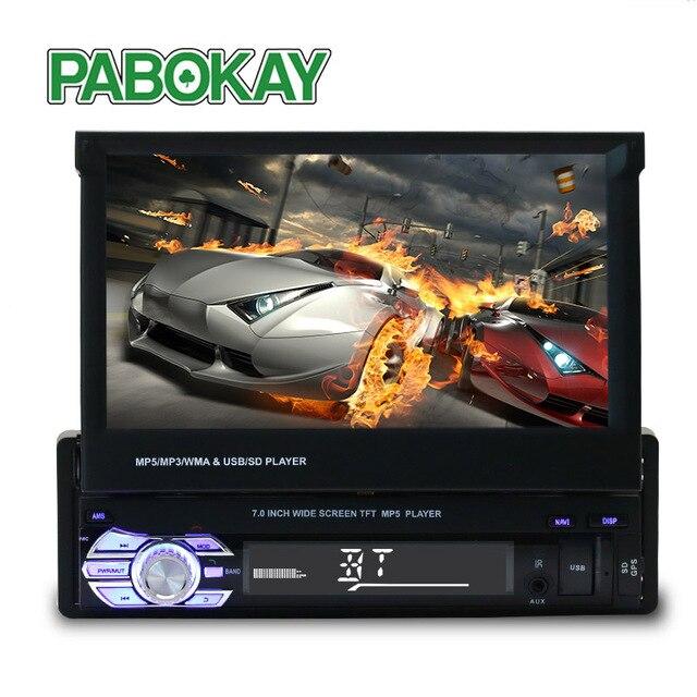 Gravador Cassete Autoradio 9601G Automagnitola 2 Din Mp3 Mp5 Multimidia Player Do Carro Unidade de Cabeça BT Controle Remoto Sem Fio