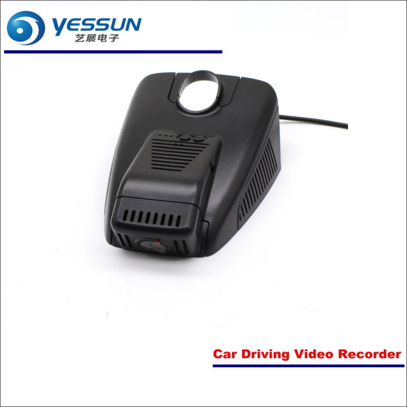 YESSUN Car DVR Driving Video Recorder For Mercedes Benz C200 W205 Front Camera Black Box Dash Cam Head Up Plug OEM 1080P WIFI yessun car dvr driving video recorder for buick enclave front camera black box dash cam head up plug 1080p wifi phone app