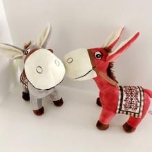 Baby Toy Plush-Toy Donkey Birthday-Gift Soft Stuffed Animal Girls Cotton Cute Kawaii
