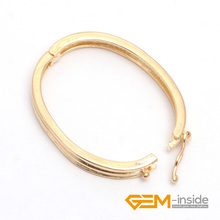 Clasp: Yellow 14K Gold Filled Necklace Shorter 21mmx30mm One PCS To Sale For Jewelry Making Clasp Wholesale !