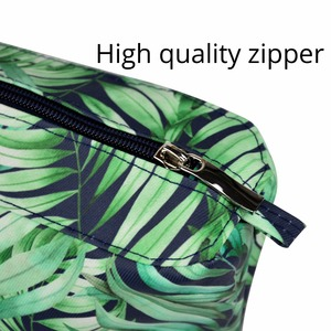 Image 5 - Huntfun צבעוני אריג בד עמיד למים ציפוי פנימי הכנס רוכסן כיס עבור קלאסי מיני Obag בכיר פנימי כיס עבור O תיק