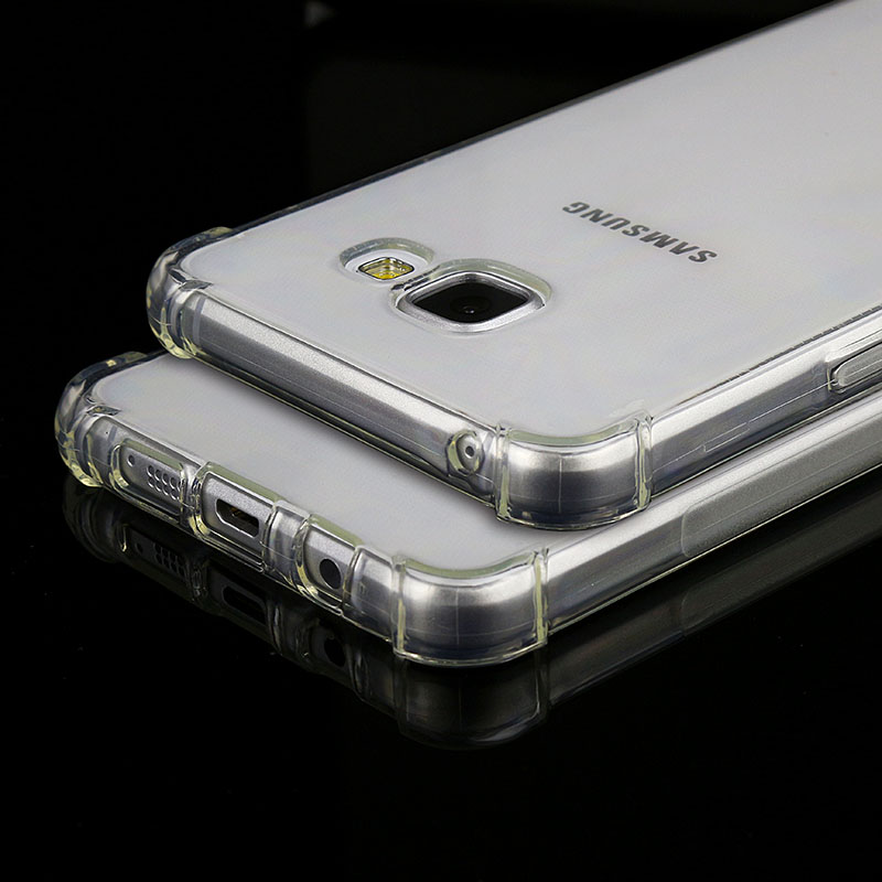 A3 2016 Case For Samsung Galaxy A5 2016 A3 J3 J5 Cover Silicone J3 Pro A7 J7 Clear Soft TPU Phone Bag Case For Samsung A5 2016