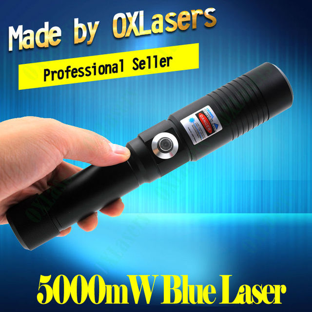 Oxlasers The Most Powerful Burning Laser Torch Ox Bx9 445nm 5w