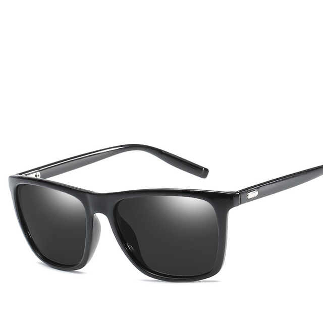 26dee5f1ab2 2018 Brand New Polarized Sunglasses Men Black Cool Travel Sun Glasses High  Quality Fishing Eyewear Oculos Gafas