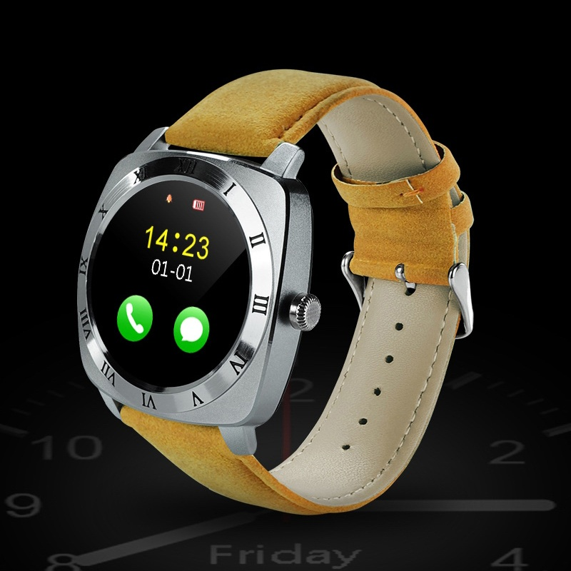 new smart watch x3 smartwatch pedometer fitness clock camera sim card mp3 player relogio. Black Bedroom Furniture Sets. Home Design Ideas