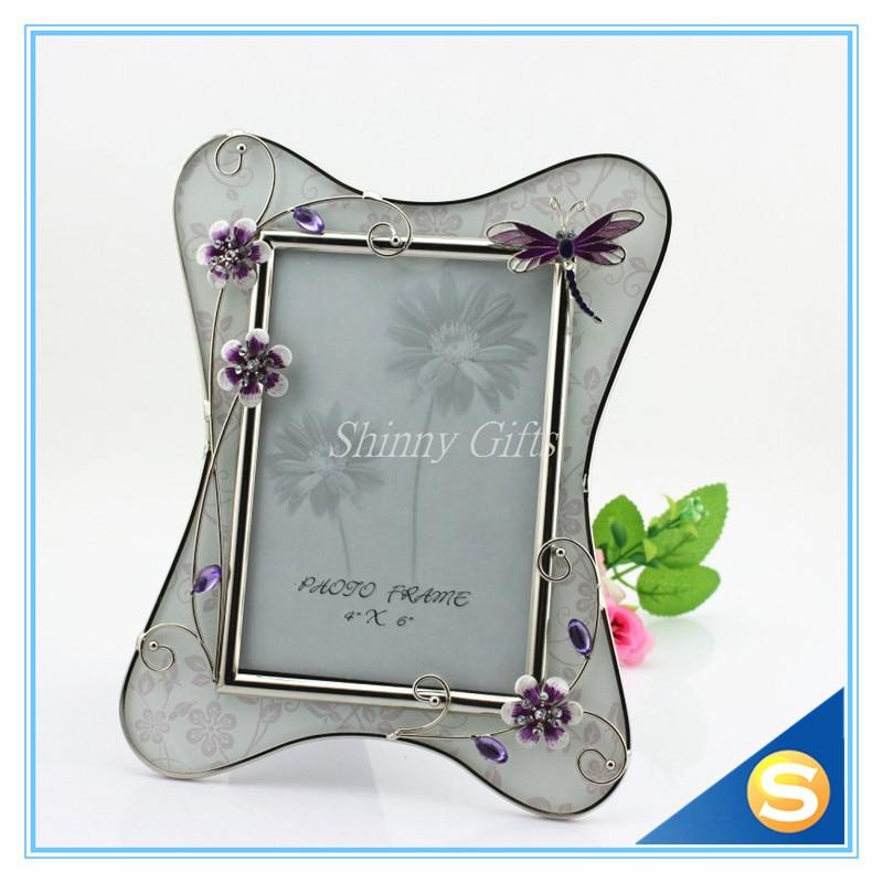⑦Современные свадебные подарки Стекло фото Рамки ...