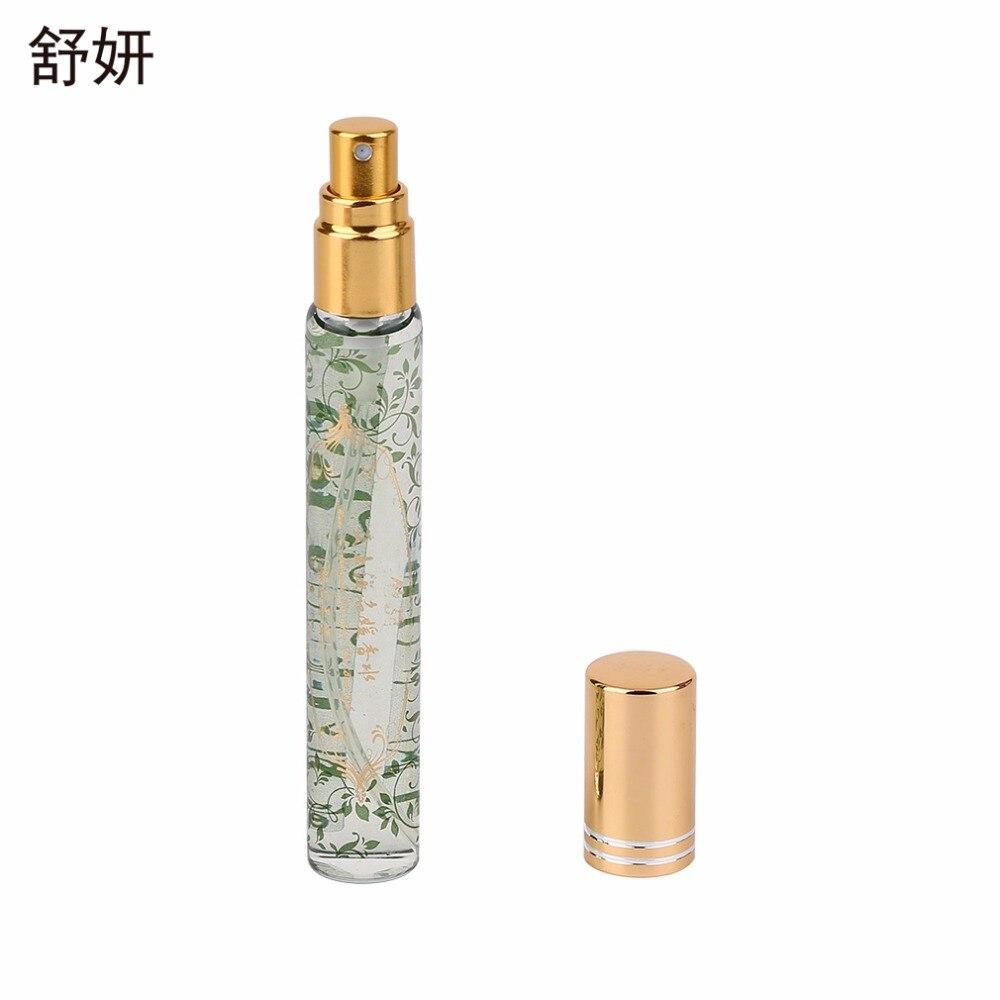ShuYan duradera Fragancia de Perfume Viaje Atomizador Portátiles Para Las Mujere