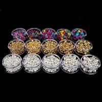 150-900 шт. 6-14 мм Новый Jingle Bells, для Новогоднее украшение подарок DIY Craft аксессуары золотого, серебряного цвета разноцветные