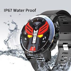 Image 5 - Смарт часы KOSPET Optimus Pro, 3 ГБ, 32 ГБ, Android 7,1, две системы, 800 мАч, камера, Wi Fi, GPS, 4G, Smatwatch, телефон для IOS, Android