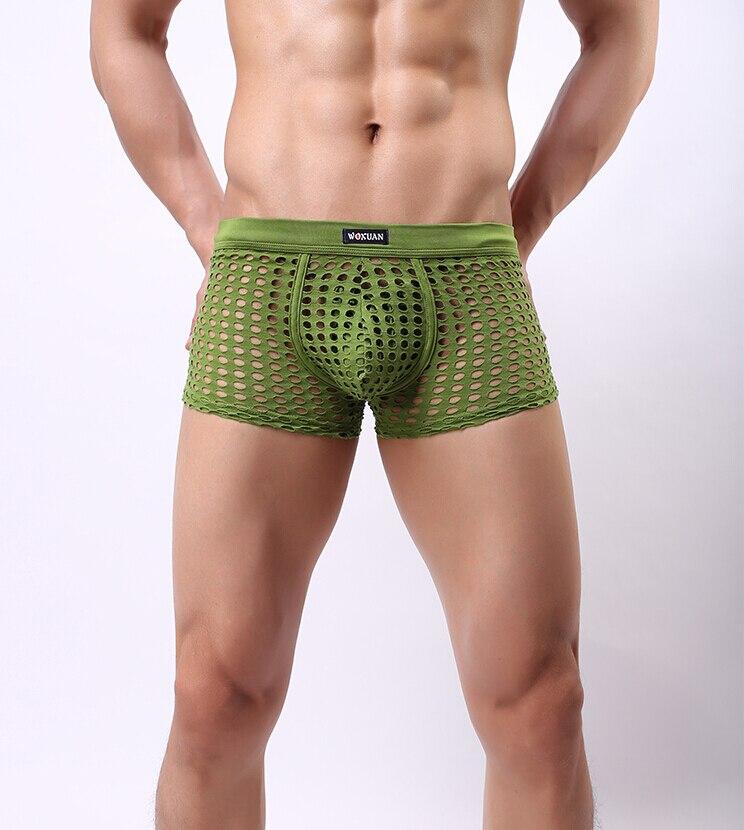 See through undies