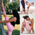 Womens High Waist Fitness Leggings Long Stretch Bandage Pants Trousers
