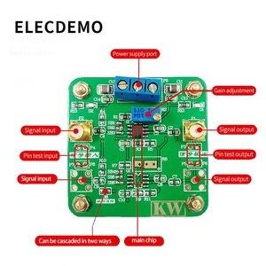Image 3 - Amplificateur de tension à décalage faible, Module OP07, traitement du Signal à lintérieur de 1MHz, amplificateur opérationnel, carte de démonstration