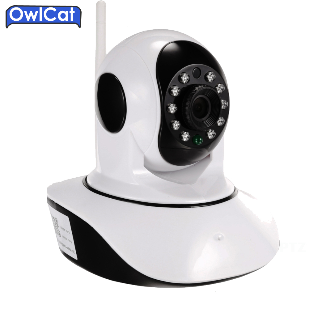 OwlCat Full HD Dome Security CCTV Wifi IP Camera 1080P 720P IR cut  Two Way Audio talk P2P Baby Monitor SD Card OnvifOwlCat Full HD Dome Security CCTV Wifi IP Camera 1080P 720P IR cut  Two Way Audio talk P2P Baby Monitor SD Card Onvif