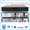 4MP XVR New Technology Multi Mode Input Ahd Dvr High Compatibility With Analog Camera AHD Camera