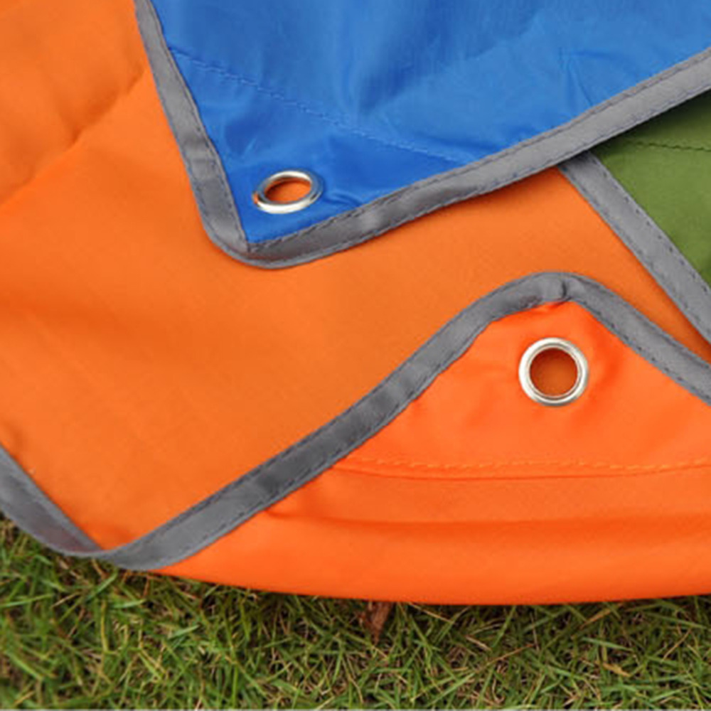 Naturehike Aluminum Film Camping Tarp Blanket Pad Hiking Beach Large Mat For 2 3 People Tent Floor Sun Shelter Mattress Awning