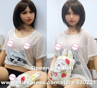 WMDOLL 153cm Top quality life size silicone sex doll NEW breast, japanese real love doll, adult doll vagina real pussy anal