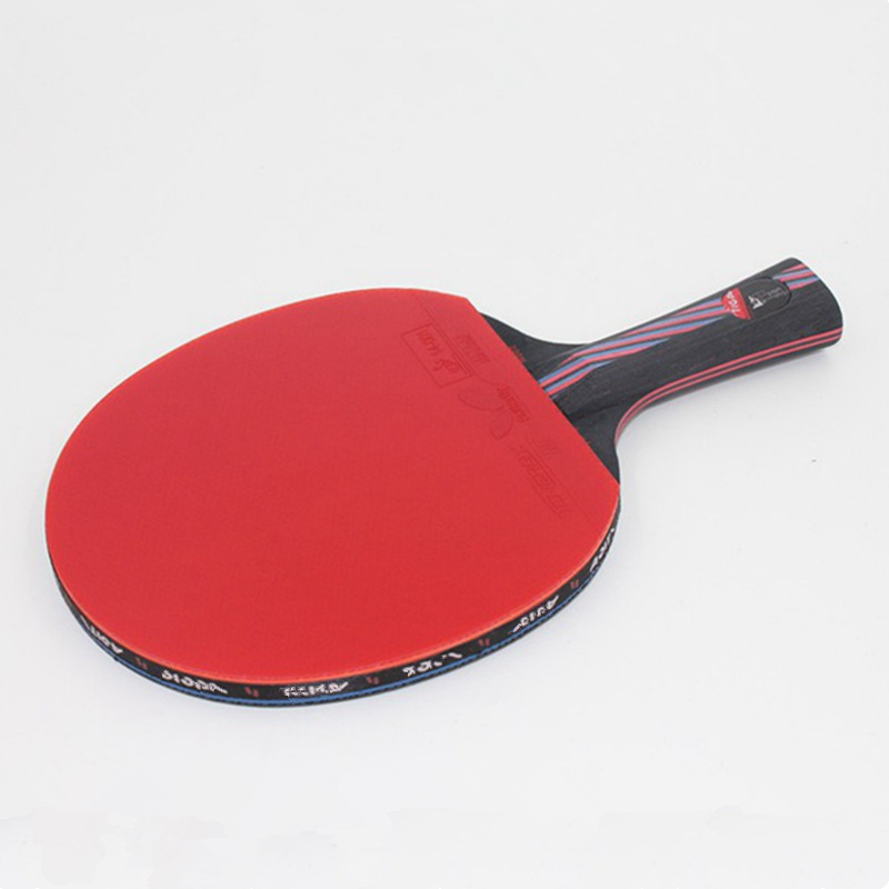 Lemuria Hybrid Wood 9.8 Brand Quality Table tennis racket double face Pimples-in blue rubber Ping Pong Racket tenis de mesaLemuria Hybrid Wood 9.8 Brand Quality Table tennis racket double face Pimples-in blue rubber Ping Pong Racket tenis de mesa