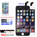 AAA Замена ЖК для Iphone 6 Жк-Экран Для Iphone 5 5C 5S SE ЖК-Экран + Сенсорный Экран Digitizer + Рамка + инструменты + Пленка