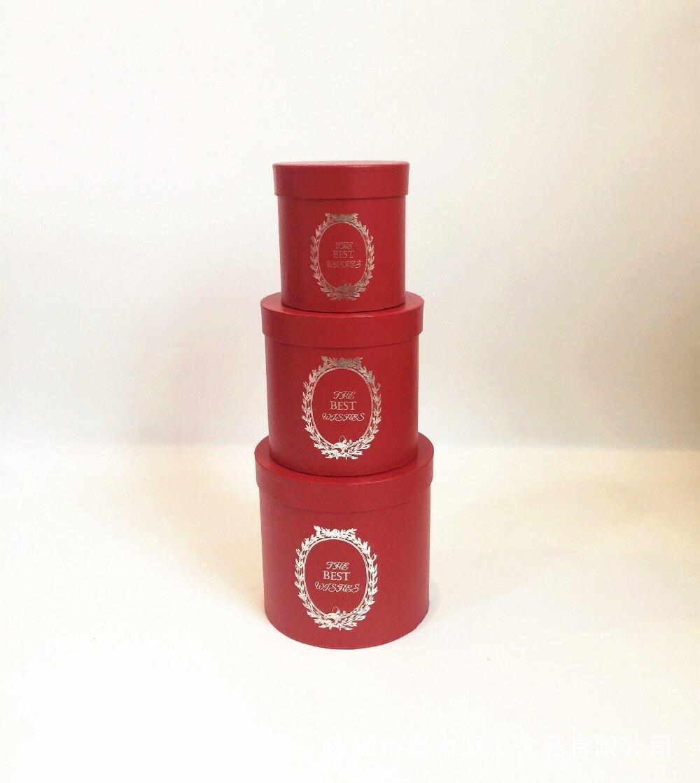 Popular Round Cardboard Box-Buy Cheap Round Cardboard Box lots ...