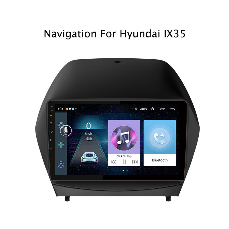 ECTWODVD 9inch Android 8.1 Car Radio GPS Navigation Multimedia Stereo DVD Player for Hyundai Tucson/IX35 2010 2011 2012 2013ECTWODVD 9inch Android 8.1 Car Radio GPS Navigation Multimedia Stereo DVD Player for Hyundai Tucson/IX35 2010 2011 2012 2013