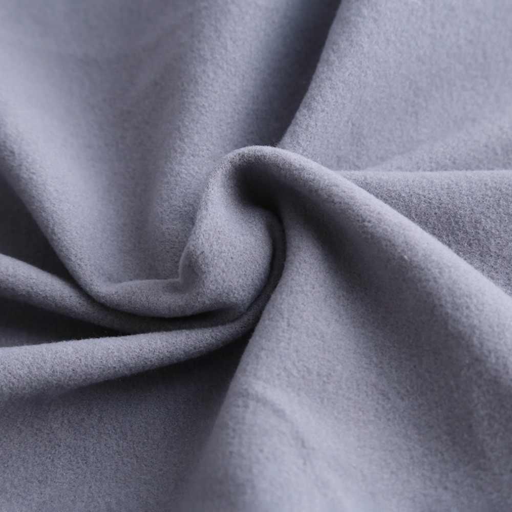 2018 Casaco de Inverno Mulheres Trench Coats Bolso Mulheres Mistura de Algodão Casaco de Manga Longa Com Capuz Cardigans Plus Size 4XL IU957993