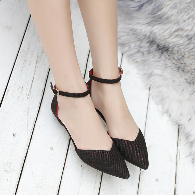ZZPOHE 2018 spring autumn new mother fashion shoes low heels large size party ladies shoes Woman Office Lady pumps