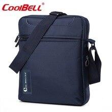 كول بيل 10 10.6 بوصة اللوحي حقيبة كمبيوتر محمول لباد 2/3 /4 باد الهواء 2/3 الرجال الكتف محمول رسول حقيبة صغيرة حقيبة كروسبودي