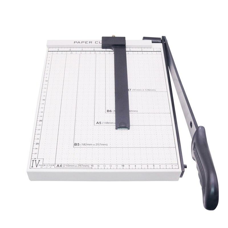1 pcs A4 A5 B6 Handle Paper Trimmer Scrapbooking machine Precision Paper Photo Cutter Cutting Mat Machine Office paper trimmer|Cutting Mats|   - AliExpress