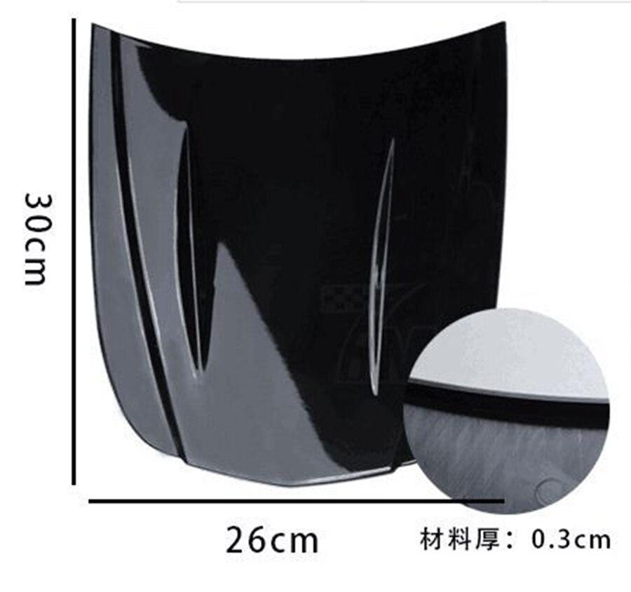 Белый и черный и красного цвета вариант 100 шт./лот Пластик оклеивание винил Плёнки дисплей модели dip и Краски переноса воды плёнки модель