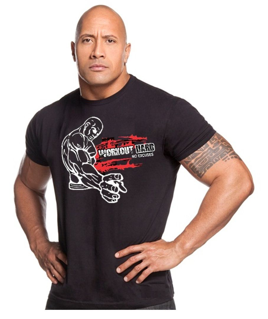 suitable for men/women classic styles united kingdom US $13.87 27% OFF|GYM T SHIRT BODYBUILDING MEN FIGHTING T SHIRT TOP  CAMISETAS TEES SHIRT ADULTS PLUS SIZE S XXXL USA SIZE-in T-Shirts from  Men's ...
