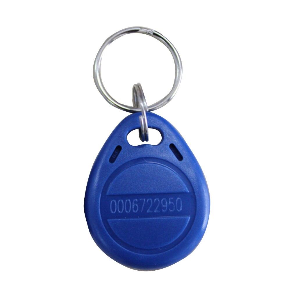 Industrious 125khz Rfid Em4100 Tk4100 Key Token Tags Keychain Id Card Read Only Access Control Rfid Card Hot Sale 50-70% OFF