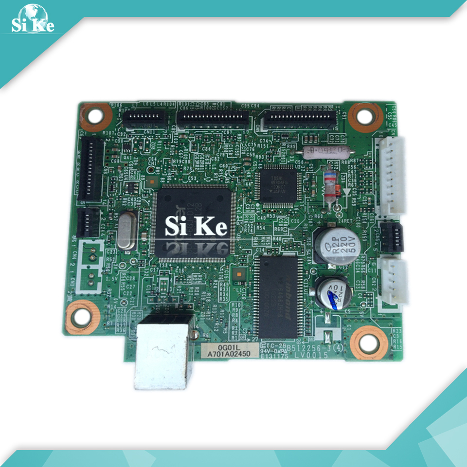 Free shipping Main board For Brother HL-2140 HL2140 HL 2140 Formatter board mainboard On sale free shipping main board for brother hl 1110 hl 1118 hl1100 hl1180 hl 1110 1180 formatter board mainboard on sale
