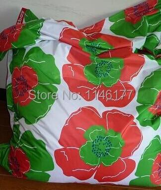 2016 Armchair Ywxuege Flower Pattern Bean Bag Sofa Chair Covers,new Design Waterproof Adult Garden Outdoor Beanbag Children Bed