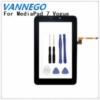Vannego Touch Screen For Huawei Mediapad 7 Youth 2 S7 721U S7 721 LCD Youth2 Touch