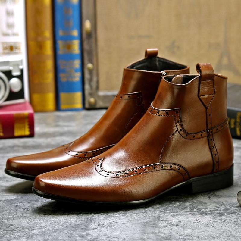Chelsea Men\'s Boots (6)