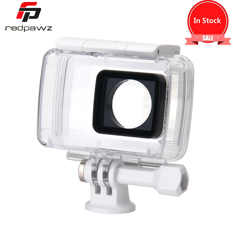 100 Original International Edition Xiaomi YI Waterproof Case Diving 40m for Xiaomi YI 4K Action Camera