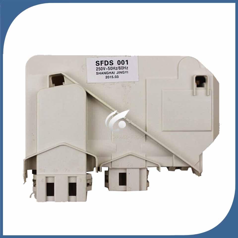 washing machine door switch SFDS 001 DC64 00652D MG60 1203E door interlock switch|for washing machine|washing machine switch|switch switch - title=