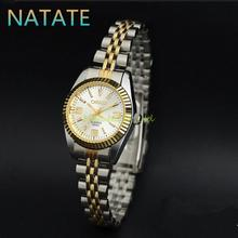 Women Business Fashion Luxury Brand CHENXI Female Watch Intermetallic gold Stainless Steel Quartz Waterproof Watch PENGNATATE