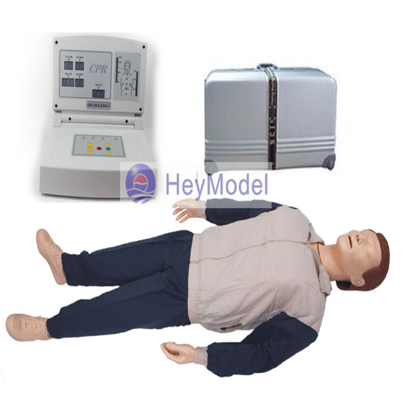 HeyModel Life Size CPR training Manikin Model CPR600HeyModel Life Size CPR training Manikin Model CPR600