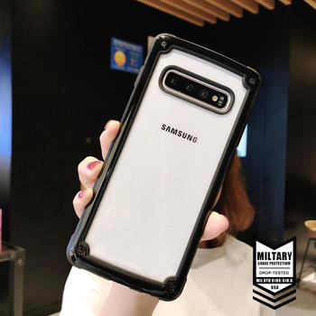 Shockproof Bumper Case Galaxy 10 Plus