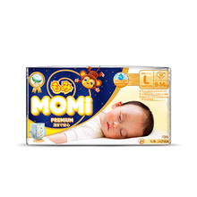 Premium Night подгузники-трусики MOMI L( 9-14 кг), 30 шт.
