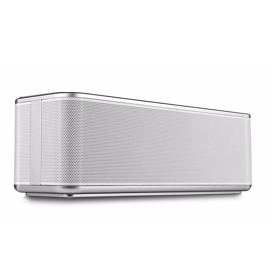 W-king Super Bass Haut-Parleur Portatif Extérieur de Bluetooth Enceinte Haut-Parleur Sans Fil Bluetooth avec Réduction Du Bruit DSP Micro