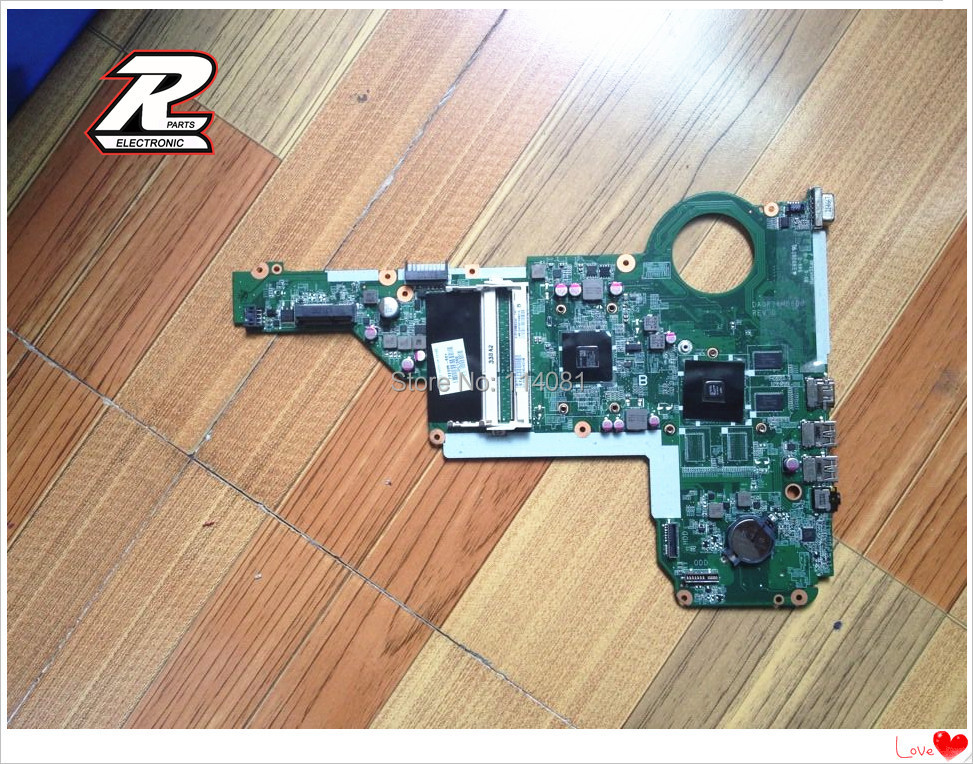 ФОТО 722205-501 DA0R76MB6D0 For HP Pavilion 15 notebook motherboard 100% Tested OK