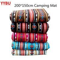 200*150 Beach Mat Camping Picnic Mattress Portable Camping Blanket Outdoor Picknick Tourist Beach Blanket Sand Free Mat