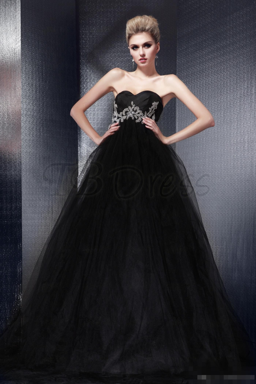 Vestidos negro xv