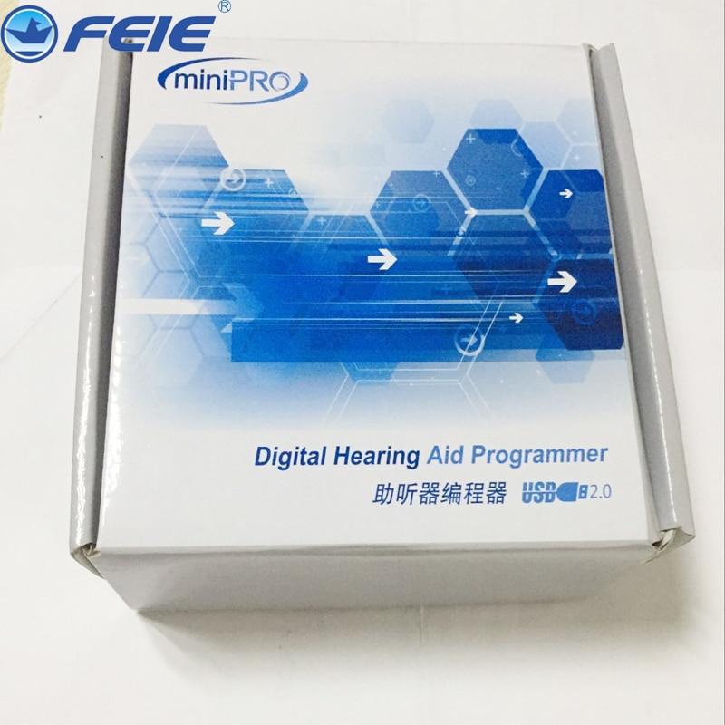 mini pro usb hearing aid programer compitable All brands digital hearing aids Earphone Medical Headphones for deaf