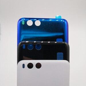 Image 2 - Funda Original xiaomi mi6 mi 6, carcasa trasera con batería, carcasa de cristal 3D, carcasa trasera de repuesto para xiaomi mi 6